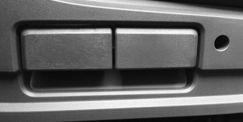 Weinsberg CaraBus 601 MQH Beifahrersitz verstellbar