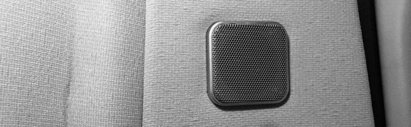 Weinsberg CaraBus 601 MQH Lautsprecher im Wohnbereich