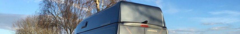 Weinsberg CaraBus 601 MQH Rückfahrkamera