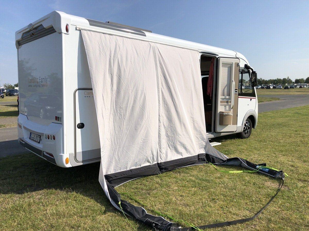 Aufblasbares Sonnensegel Sunshine Air Pro 9 von Kampa – Camping