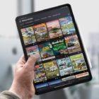 Fast 5000 Magazine als Flatrate in einer App und auch für Camper sehr interessant